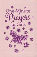 One-Minute Prayers for Girls (PB)