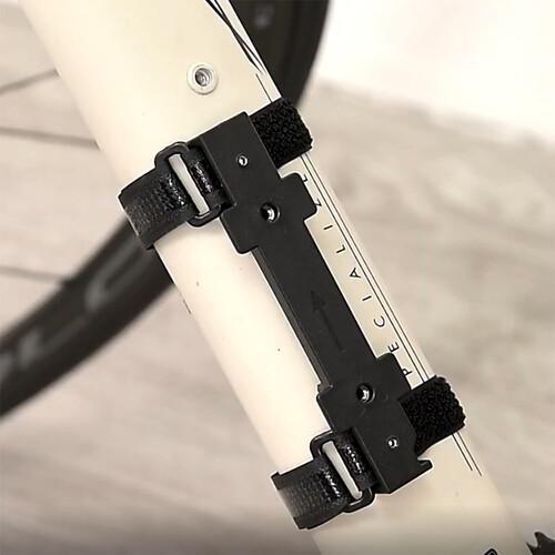 대만산 스트랩 체결 방식 전동 퀵보드 및 자전거 물통 거치대 홀더