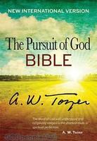 The Pursuit of God Bible (HB)