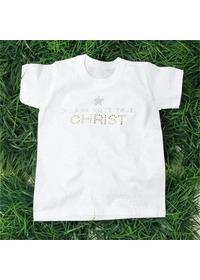 핫픽스 큐빅 티셔츠 CHRIST(LC10022)-아동용