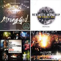 New Life Worship 음반세트 (4CD)