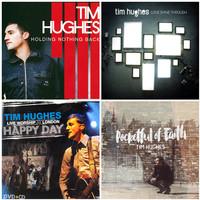 Tim Hughes 음반세트 (전4종)