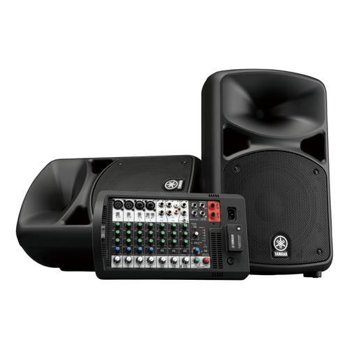 야마하 STAGEPAS 600BT 휴대용 음향시스템