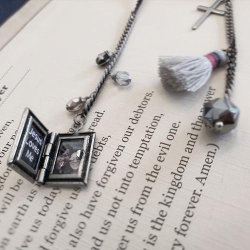 책갈피-마음을 다하고 뜻을 다하고(신명기6:5) 선물