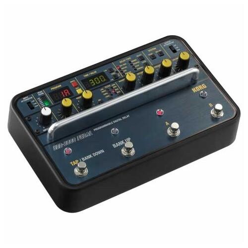 KORG SDD-3000 디지털 딜레이 페달 이펙터
