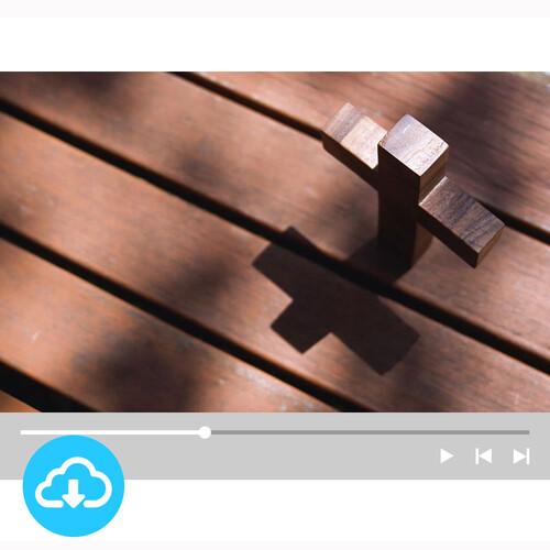 십자가 배경영상 5 by 굿픽 / 이메일발송(파일)