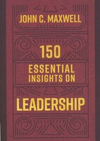 150 Essential Insights on Leadership (Legacy Inspirational Series) (Paperback)