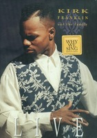 KIRK FRANKLIN and the family LIVE (수입 DVD)