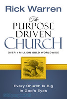 The Purpose Driven Church : Every Church is Big in Gods Eyes (HB) - 목적이 이끄는 교회 원서