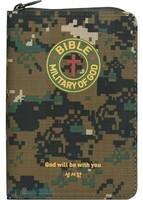 성서원 군인용 만나성경 특미니 합본(색인/천/지퍼/군용무늬)