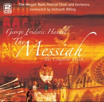 George Frideric Handel - The Messiah (2CD)