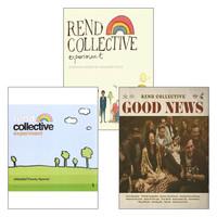 아이리쉬 워십밴드 Rend Collective 랜드 콜렉티브 음반세트 (3CD)