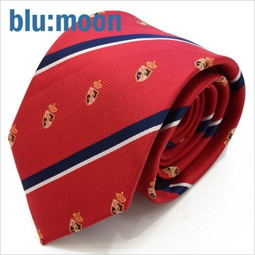 [blu:moon] 블루문넥타이 - 터닝포인트 레드 8cm