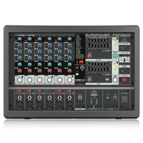 베링거 PMP560M 파워드 믹서