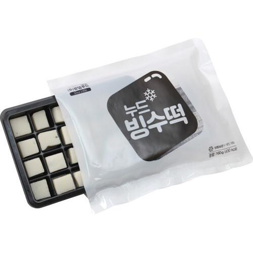로뎀푸드 누드 빙수떡 (160g)