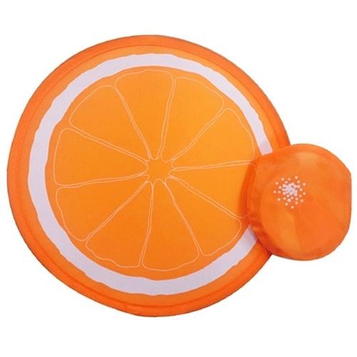 접이식 포켓부채(오렌지)