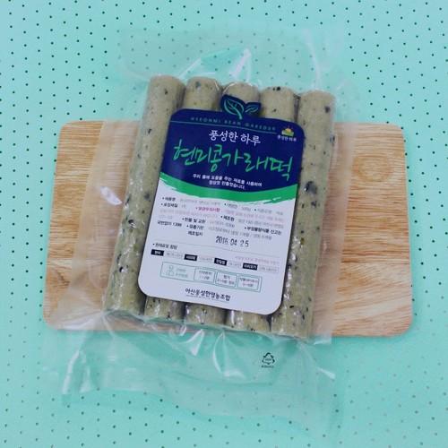 하늘생명교회 맑은에프엔비의  현미콩가래떡(500g)