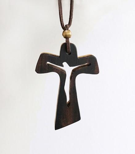 차량용 원목 십자가(4차입고)
