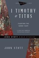 1 Timothy & Titus: Fighting the Good Fight (소프트커버)