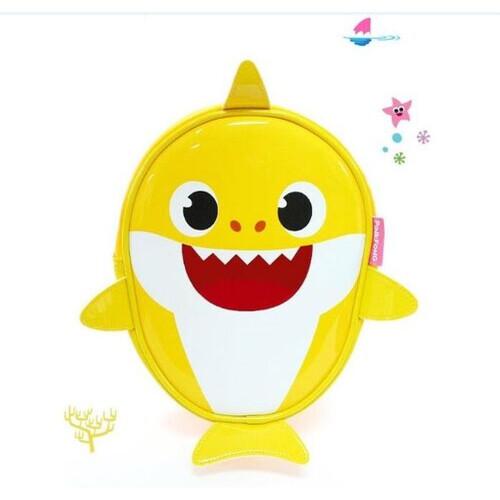 핑크퐁_아기 상어 비치 크로스(WP-B30)물놀이장 방수 가방