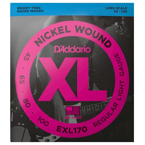 다다리오 베이스 기타줄 EXL170