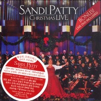 Sandi Patty - CHRISTMAS LIVE (CD DVD)