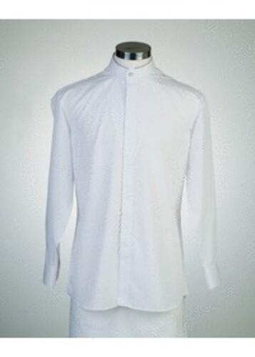 목회자셔츠-멘토셔츠 흰색