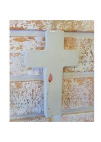 한송이꽃-도자기십자가