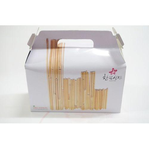 친환경 억새 종합선물세트(젓가락 +커피스틱+꼬지+큐티클)