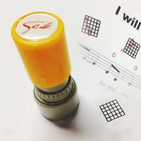 Sole 기타 코드 스탬프 Yellow
