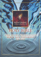 Holy Bible : New Living Translation-New&Old Testament [DVD]