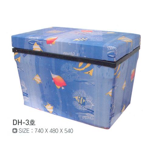 (한셀)뉴팬더 영업/레져용 아이스박스 DH-3호(특대)