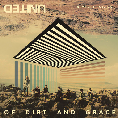 Hillsong United Live Worship 2016 -  Of Dirt And Grace / ODAG (CD DVD Deluxe 콤보)