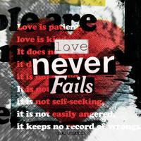 J-US 제이어스 - Love Never Fails (CD)