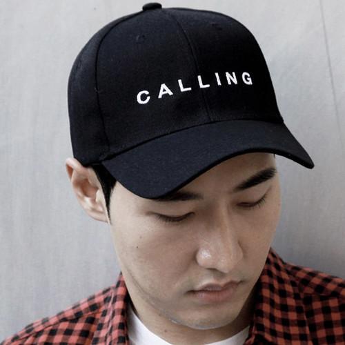 CALLING 콜링 (말씀 모자) by 임캐리캡