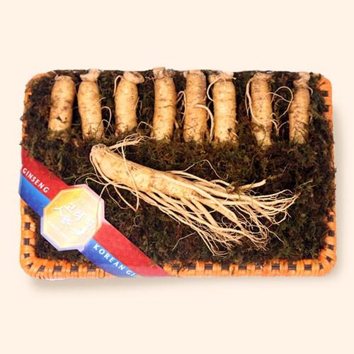 금산양전 명품수삼 선물세트 750g (대, 7~8뿌리)
