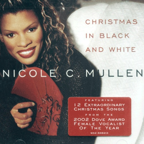 Nicole C. Mullen - Christmas In Black And White(CD)