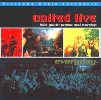 Hill Song Music Australia United Live - Everyday (CD)