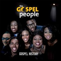 The Gospel People - Gospel History (CD)