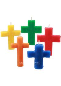 성경나라 십자가 양초 30개 만들기 세트