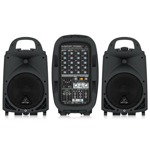 베링거 PPA500BT 이동형 음향시스템