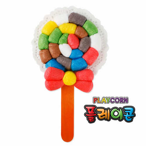 [플레이콘] 막대사탕만들기(2인용)