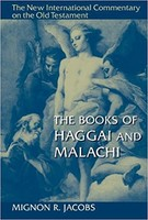 NICOT: Books of Haggai and Malachi (HB)