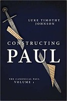 Constructing Paul (The Canonical Paul, Vol. 1) (양장본)