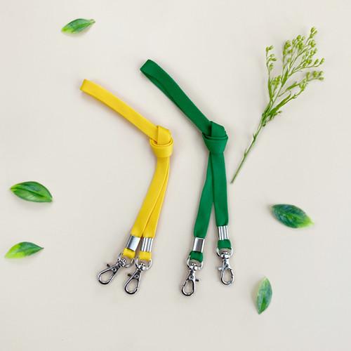 [전도마을] 마스크 목걸이 (노랑,초록)