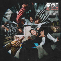 Hillsong Music 2020 brand new Y&F Live Album - All of My Best Friends (CD+DVD 콤보)