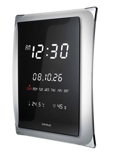 예배당 디지털 LED 국내제작 인테리어 전자 벽걸이 시계