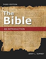 Bible, 3rd Ed.: An Introduction (Paperback)