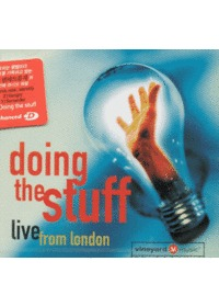 Doing the Stuff Live from London (CD)