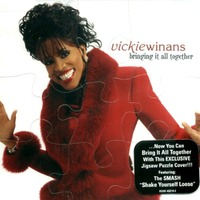 vickie winans - bringing it all together (CD)